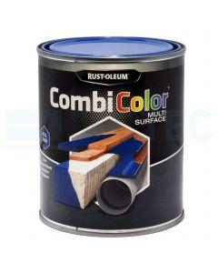 Combi Colour Gloss Safety blue 2.5ltr