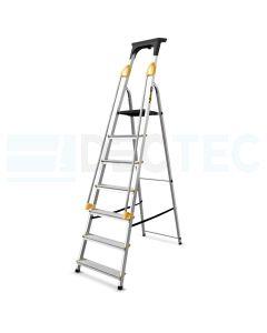 EN131 Supa Step Pro Aluminium  Step Ladders