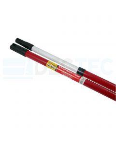 ffj 2 part extension pole