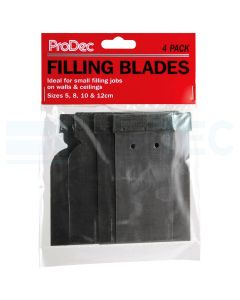 Rodo Filling Blades Pack of 4