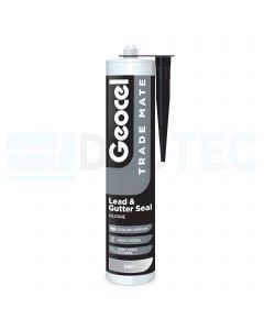 Geocel Lead & Gutter Seal Silicone Grey