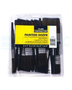 Harris Contractor Painters Dozen Brush Set