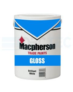 Macpherson Gloss Brilliant White