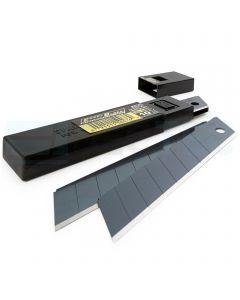 Olfa Excel Black Ultra Sharp Blades 18mm