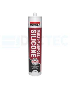 Soudal Multi Purpose Silicone Clear