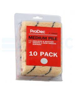 """Tiger Stripe Roller Refills 4"""" 10 Pack"""