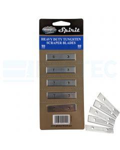 Tungsten Carbide Scraper Blades 5 Packs