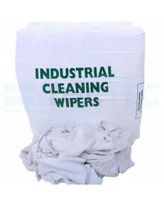 White Shirt Rags (10kg bag)